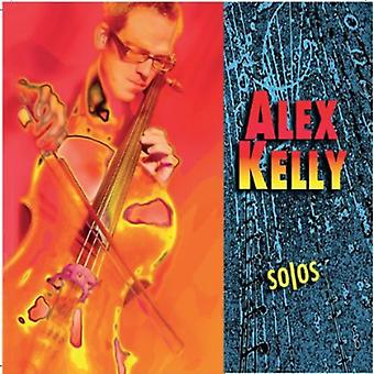 Alex Kelly - soloer [CD] USA import