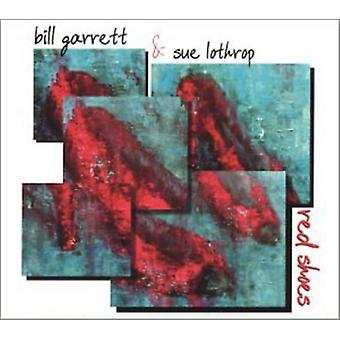 Garrett/Lothrop - røde sko [CD] USA import