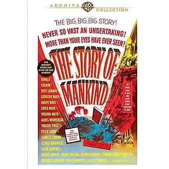 Story of Mankind [DVD] USA import