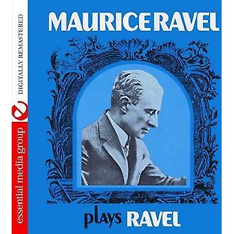 M. Ravel - Maurice Ravel spielt Ravel [CD] USA import