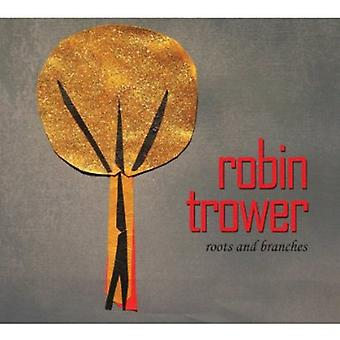 Robin Trower - rødder & grene [CD] USA import
