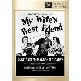 My Wife's Best Friend [DVD] USA import