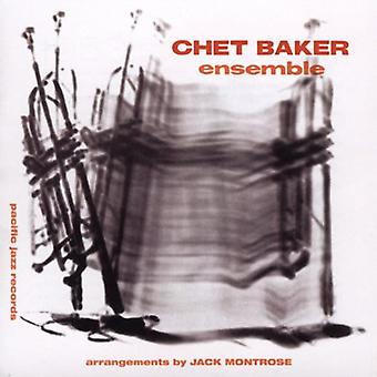 Chet Baker - Chet Baker Ensemble [CD] USA import