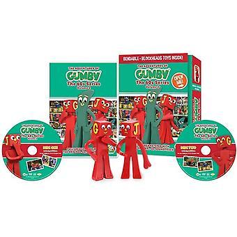 Gumby: 60 's serie V1 Plus bøjeligt [DVD] USA importerer