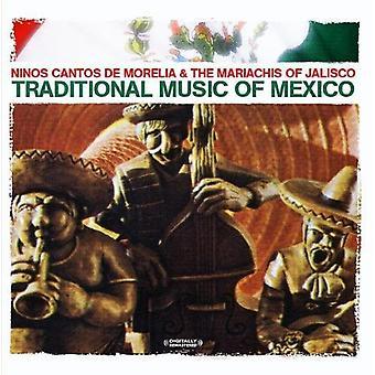 Cantos, Ninos De Morelia y los Mariachis de Jalisco - música tradicional de México [CD] USA importar