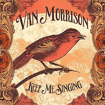 Van Morrison - holde mig sang (LP) [Vinyl] USA import