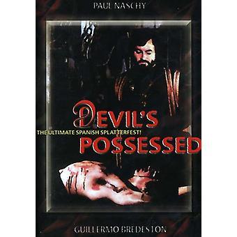Djævle Possessed [DVD] USA importerer