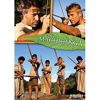 Living with the Machigenga [DVD] USA import