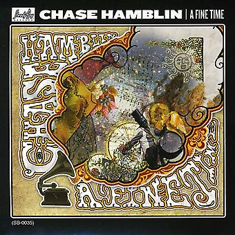 Chase Hamblin - Fine tid EP [CD] USA importerer