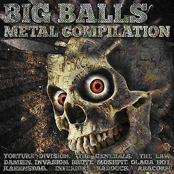 Big Balls Metal Compilation - Big Balls Metal Compilation [CD] USA import