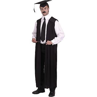 Teacher robe black