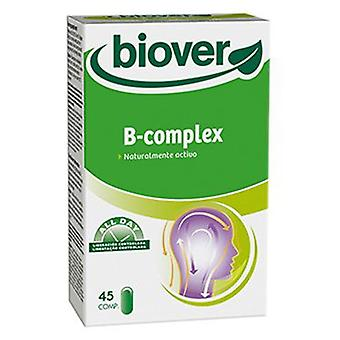 Biover B-Complex 45 Tablets (Vitamine e supplementi , Integratori speciali)