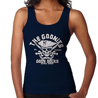 The Goonies Goon Docks Goonies Women's Vest