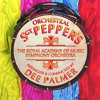 Dee Palmer - orkestrale Sgt. Peppers [CD] USA import