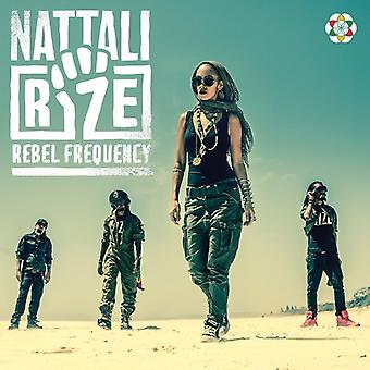 Nattali Rize - Rebel Frequency [CD] USA import