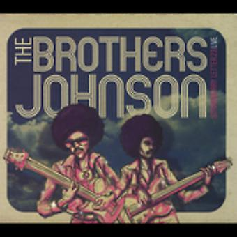 Brothers Johnson - Strawberry Letter 23-Live [CD] USA import