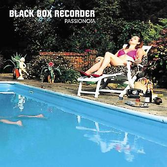 Black Box Recorder - Passionoia [CD] USA import