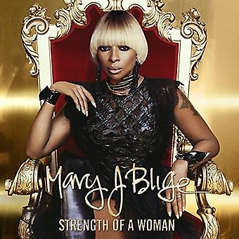 Mary J Blige - Strength of a Woman [CD] USA import