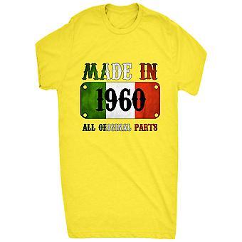 Berømte Made in Italy i 1960 alle originale dele