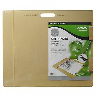 Daler Rowney Simply Art Board