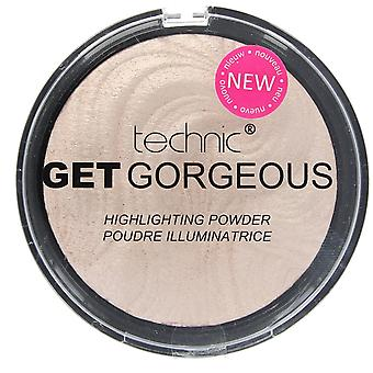 Technic Get Gorgeous Highlighting Powder 12g