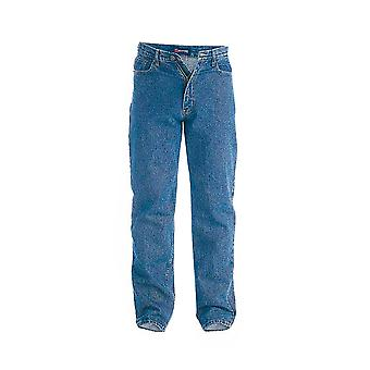 Duke Mens Rockford Carlos Kingsize Stretch Jeans