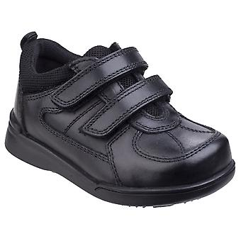 Hush Puppies Childrens Boys Liam School Shoes