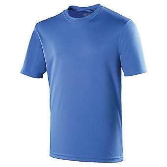 AWDIS neoteric performance t-shirt JUNIOR JC001b [royal blue]