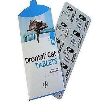 Drontal Allwormer gatti Refill - 4 compresse
