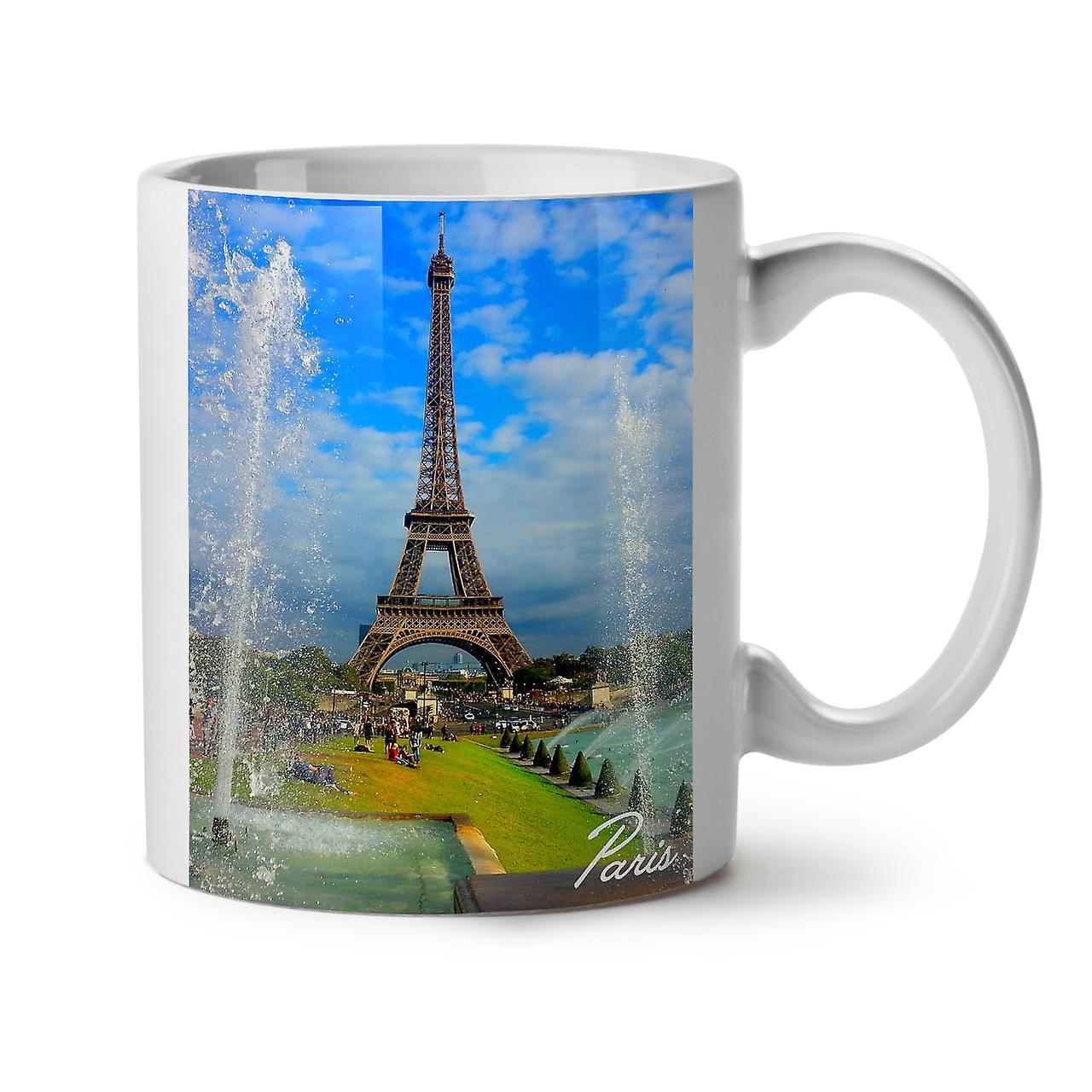 Park Photo Coffee Landmark New Tea Ceramic Mug White 11 OzWellcoda v8nN0wm