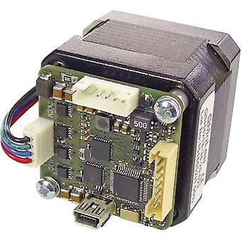 Stepper motor + controller Trinamic PD42-4-1140-TMCL 0.70 Nm