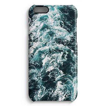 iPhone 6 Plus Full Print Case (Glossy) - Ocean Wave