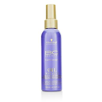 Schwarzkopf BC Bonacure Oil Miracle Barbary Fig Oil & Keratin Restorative Conditioning Milk (For Very Dry and Brittle Hair) 150ml/5.1oz
