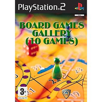 Board Games Gallery (10 jeux) (PS2)