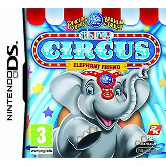 Dens min cirkus! (Nintendo DS)