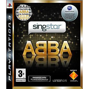 SingStar ABBA - PlayStation Eye verbeterd (PS3)