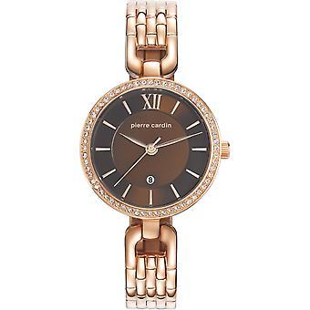Pierre Cardin ladies watch orologio da polso in acciaio inox PC107602F09