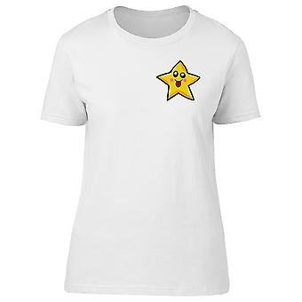 Upperside Tongue Out Star Tee Women's -Image by Shutterstock