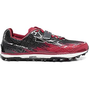 King MT 1.5 Mens Zero Drop Off-Road Running Shoes Red