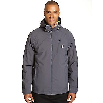 Champion Men's Big Technical Ripstop 3 in 1 Insulated Jacket CH4000PS