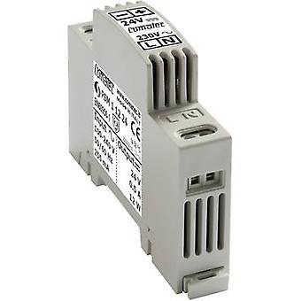 COMATEC PSM11224 Rail montato PSU (DIN) 24 Vdc 0,5 A
