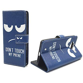 Mobile phone case pouch for mobile Microsoft Lumia 950 dont touch my phone