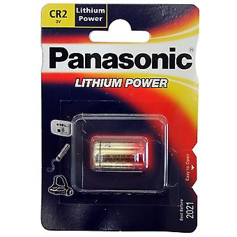 Panasonic CR2 Camera Battery 3V