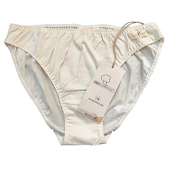 Body4real Organic Clothing 100% Certified Cotton Women's Bikini Medium