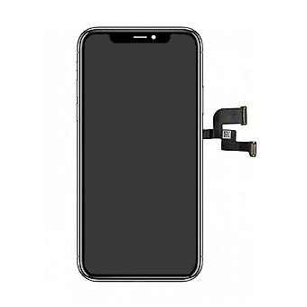 Stuff Certified ® iPhone X Display (LCD + Touch Screen + Parts) AA + Quality - Black
