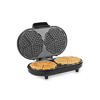 Andrew James 2 Slice Waffle Maker With Adjustable Temperature