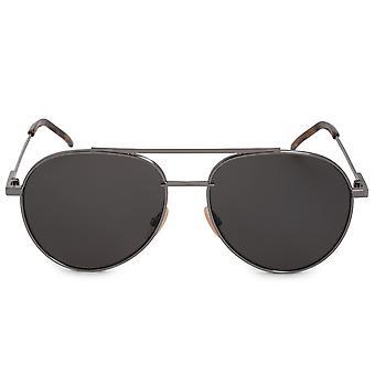 Fendi Pilot Sunglasses FF0222S KJ1 M9 56