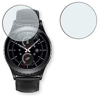 Samsung gear S2 display protector - Golebo crystal clear protection film