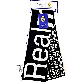 Real Madrid Halsduk Scarf Double Fan 140x18cm