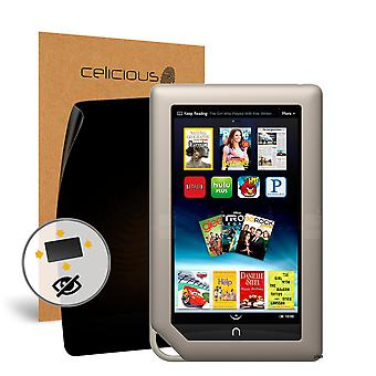 Celicious Privacy Plus 4-Way Anti-Spy Filter Screen Protector Film Compatible with Barnes & Noble NOOK Tablet
